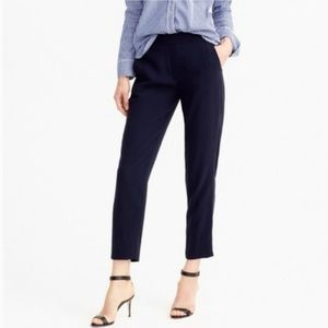 J. Crew Collection Curator Pant Navy